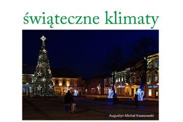 Świąteczne klimaty