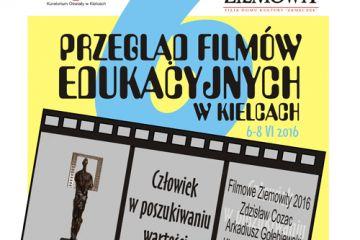 6 Przegląd Filmów Edukacyjnych