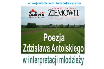 Poezja Zdzisława Antolskiego w interpretacji młodzieży